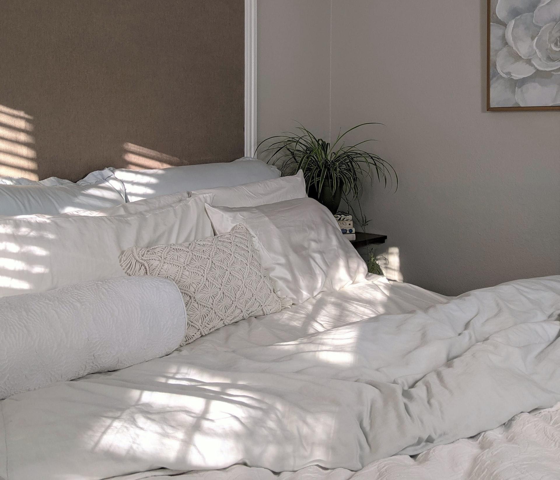 2 hurtige tips til at opgradere din seng